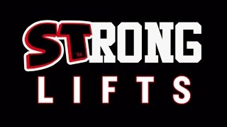 strong lifts episode 6 1047 lb raw squat 738 lb raw bench press and more insane lifts