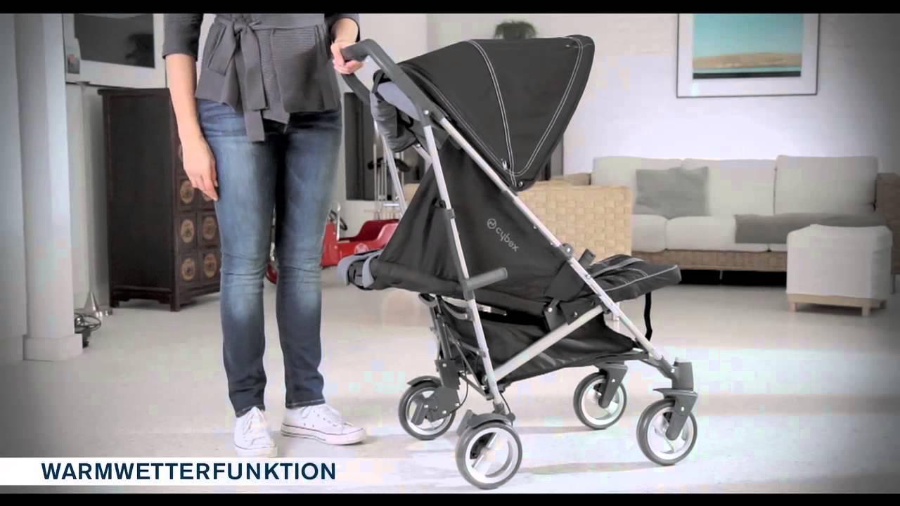 kinderwagen cybex callisto video anleitung youtube. Black Bedroom Furniture Sets. Home Design Ideas