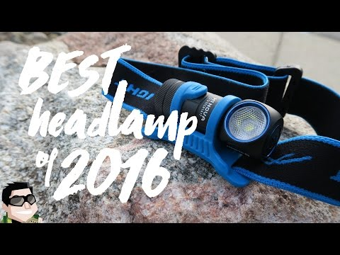 Olight H1 Nova Best Headlamp of 2016