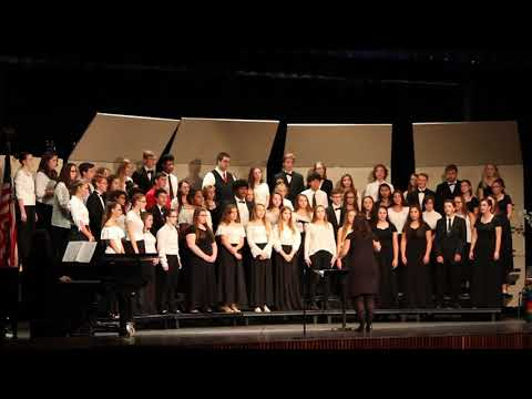 If Music Be the Food of Love - Mynderse Academy Chorus
