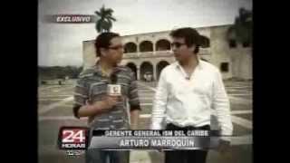 Peruanos de exportación! El noticiero 24 Horas cuenta la historia d...