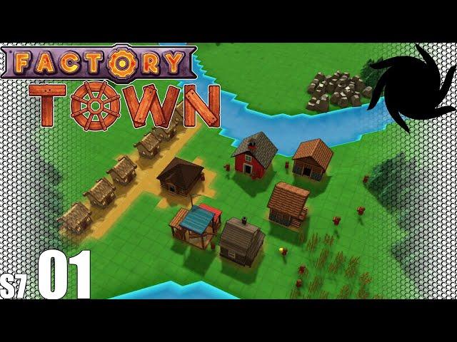 Factory Town - S07E01 - Start