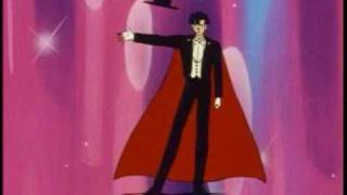 Tuxedo Mask Transformation - English Dubbed