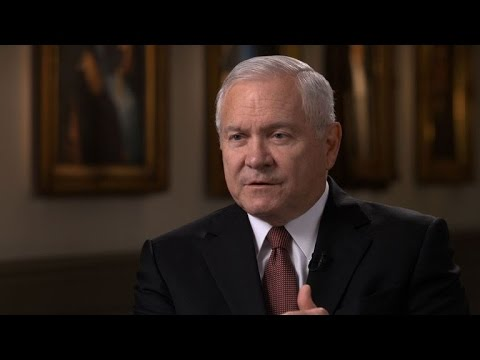 Full Interview: Robert Gates, May 14