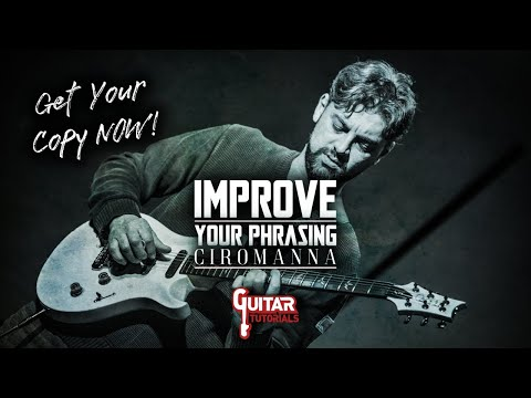 Ciro Manna - Improve Your Phrasing