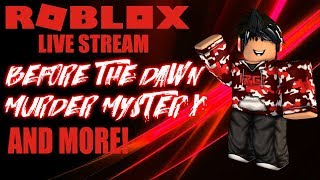 Main Stream! Let's have some fun! | Roblox Live Stream #55