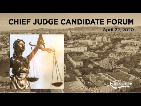 view Chief Judge Candidate Forum 4/22/20 video