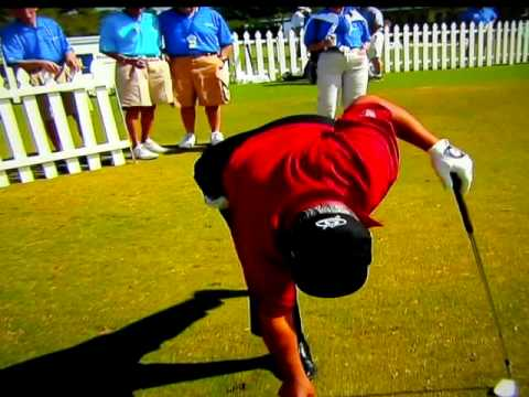 Lee Trevino - Chipping & Pitching Technique (2009)