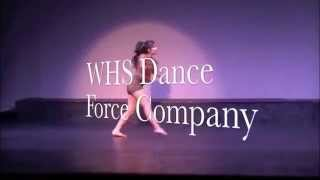 whs dance force company 2014 spring concert