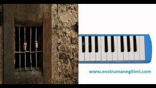Melodika Eğitimi - Kerkük Zindanı Melodika Resimi