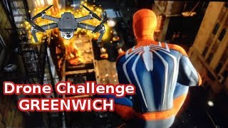 Spider-Man - Drone Challenge (Greenwich) Gold Medal: 41483 Points w/ Commentary