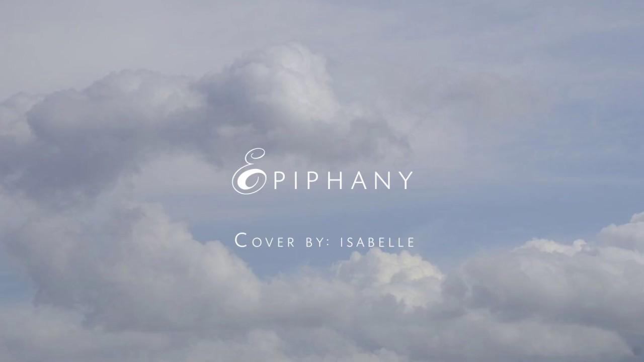Epiphany Bts Jin 방탄소년단 English Cover Youtube