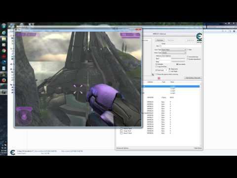 Halo 2 Vista - On Demand Infinite Active Camouflage