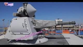 """سفينة حربية هولندية تروج ل """"السلام"""" بالمغرب"""