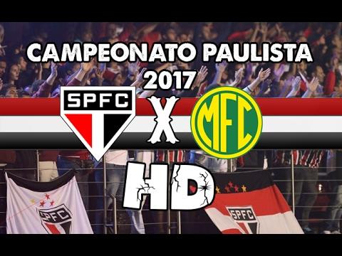 São Paulo 2x2 Mirassol Melhores Momentos - Paulistão 2017