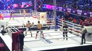 84kg: Olzhobai Kudaiberdi uulu (KRG) vs. Erkinbek Inzhel (KZ). 2017 World MMA Championships