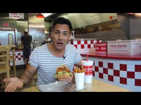 America\'s best fast food burgers