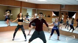 Reggaeton Dance  Урок 2   Связка для начинающих  + элемент