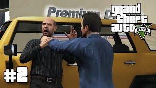 Grand Theft Auto V Прохождение: #2 - Араб аферист!