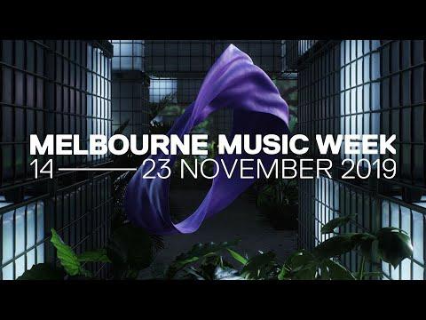 Melbourne Music Week '19 Line-Up