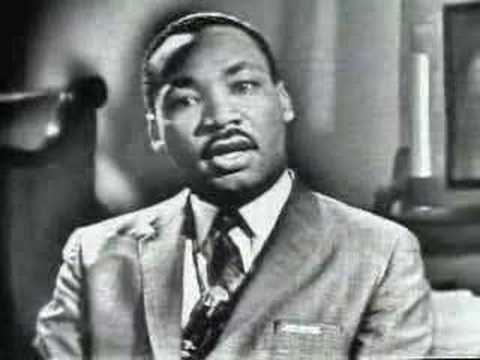 Dr. King on the Nonviolence Movement