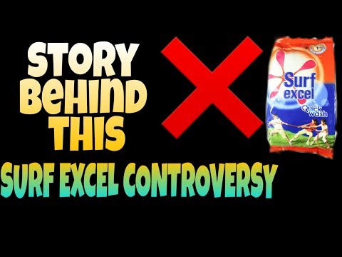 Surf Excel Controversy | Boycott Surf Excel | Story Behind This |