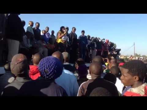 UPND rally in mandevu