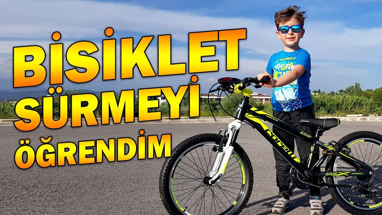 Efeye Bisikletçiler Çarşısından Spiderman bisiklet baktık. Fun Kids Video