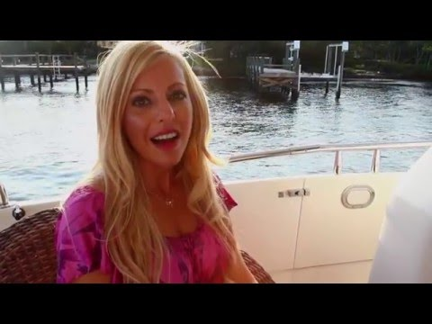 UNITED YACHT CHARTER DIVISION - NICOLE HABOUSH GIVES A PEEK ON YACHT CHARTERING!