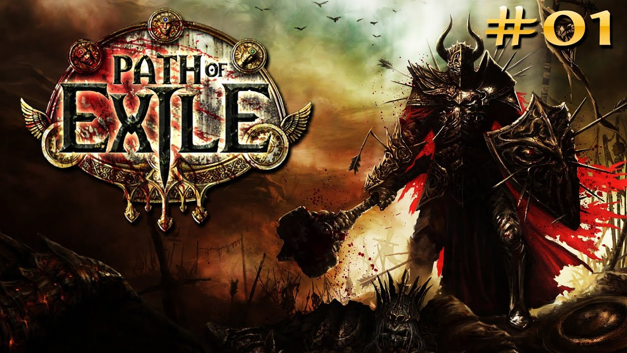 Let's Play PATH OF EXILE #01