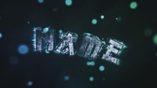 FREE 3D Intro #64 | Cinema 4D/AE Template