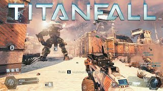 Titanfall - Multiplayer Campaign PC Gameplay