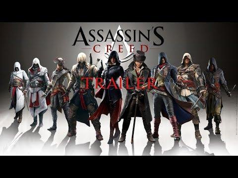 ВСЕ ТРЕЙЛЕРЫ Assassin's Creed 2018 !!!
