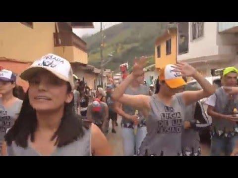 Fiesta de Los Reyes Magos en El Carmen de Atrato Chocó www.somoschoco.com Harold Mosquera INDECHO