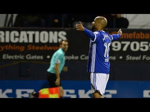 HIGHLIGHTS   Luton 0-2 Ipswich Town