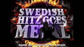 Swedish Hitz Goes Metal - Sleeping In My Car (Roxette Cover)