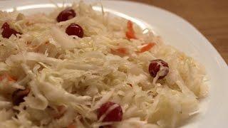 Квашеная капуста / Homemade Sauerkraut (Sour cabbage) ♡ English subtitles(Как приготовить дома вкусную и полезную квашеную капусту - видео рецепт. Проверенный :) ▻ Подписка на новые..., 2014-11-09T07:56:54.000Z)