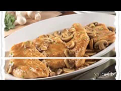 Olive Garden Recipes Chicken Marsala   The Best Recipe Ever