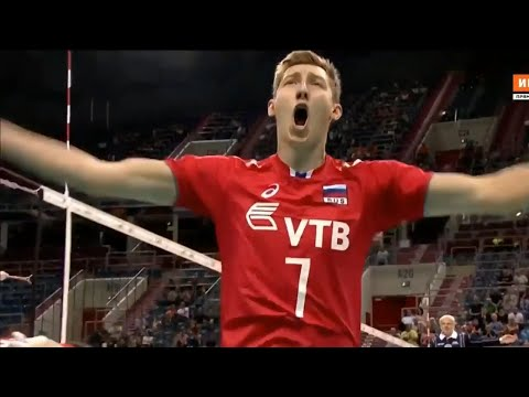 ~Dmitry Volkov~Crazy Volleyball Player from Russia~