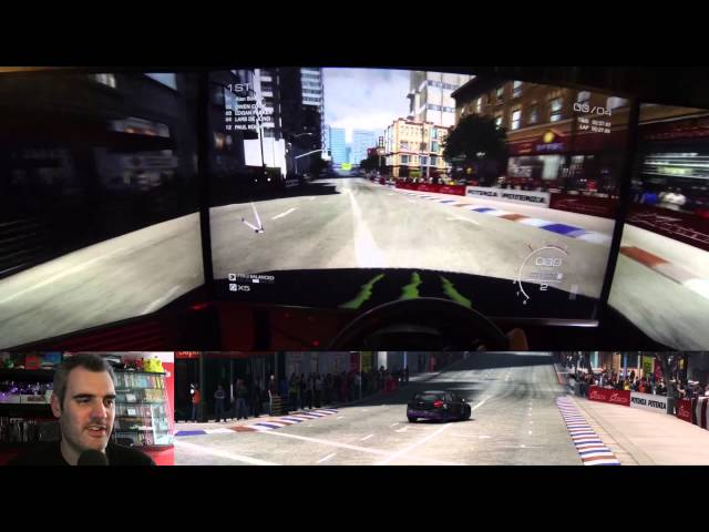GRID Autosport Preview part 3
