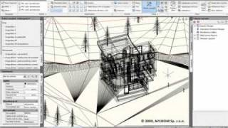 Revit Architecture - Współpraca z inżynierią lądową