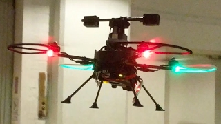 Exyn develops software to help drones pilot themselves