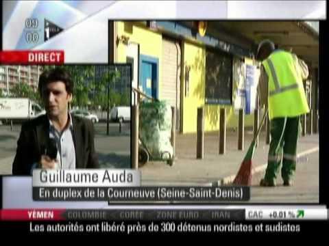 Nouvelle fusillade à La Courneuve, un mort et une blessée