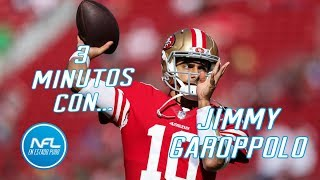 3 minutos con... Jimmy Garoppolo