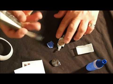 Taylor Swift led light-up bracelet Hack / repair  PIXMOB