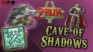 Battle Square - Challenge #6 - Zelda: Twilight Princess HD (Cave of Shadows)