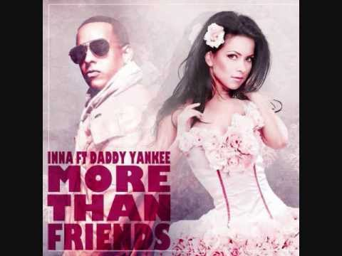 ▶ INNA feat Daddy Yankee More Than Friends (Extended Remix)