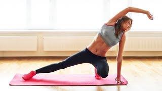 Фитнес аэробика для похудения видео! Фитнес дома