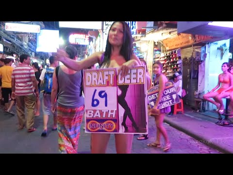 Pattaya Walking Street – 26 July 2015