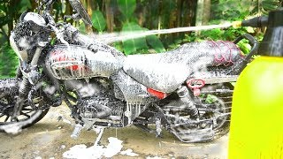 How to Make Foam for Bike/ Car washing